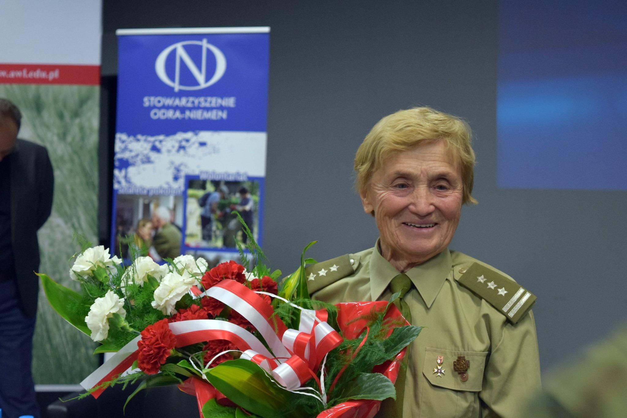 płk Weronika Sebastianowicz, Prezes Stowarzyszenia Żołnierzy AK na Białorusi