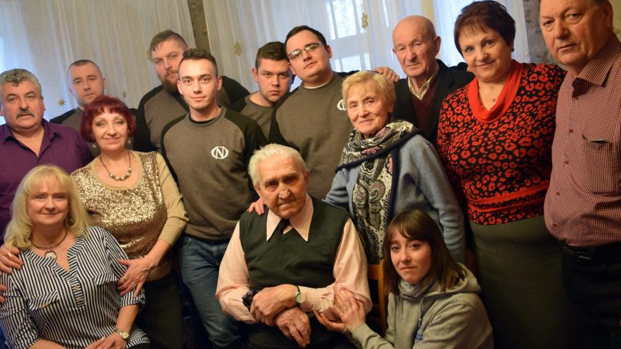 Międzypokoleniowe spotkania w Grodnie